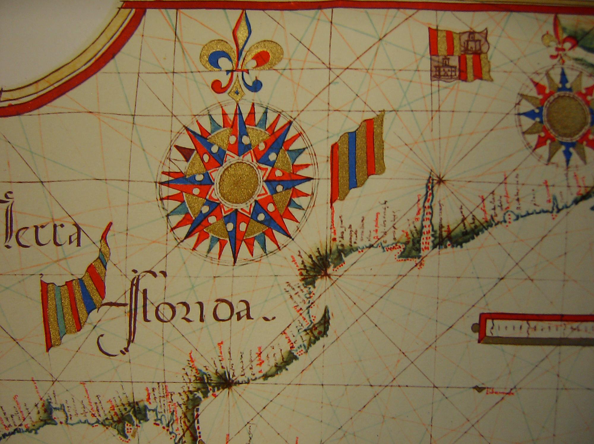 Enric Guillot: Banderes i escuts catalans en els mapes i còdexs d'Amèrica dels segles XVI i XVII (17 de Novembre 2011)