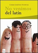 Viernes, 11 de abril 2014 Conferencia y presentación del libro No venimos del latín